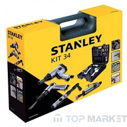 Комплект 34 части за компресор STANLEY 8221074STN