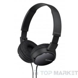 Слушалки SONY MDR ZX110 BLACK