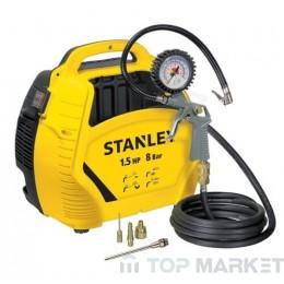 Безмаслен компресор STANLEY 8215190