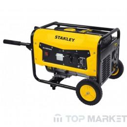 Бензинов генератор Stanley SG3100 Basic