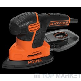 Виброшлайф Black&Decker KA2000