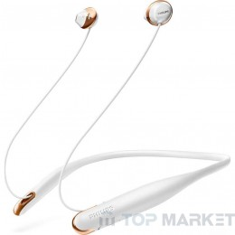 Безжични Bluetooth слушалки PHILIPS SHB4205WT/00