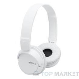 Слушалки SONY MDR-ZX110AP  white