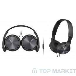 Слушалки SONY MDR-ZX310AP black
