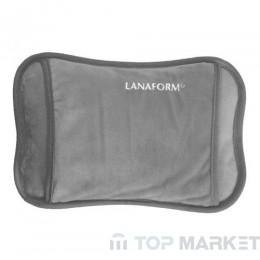 Загряваща възглавничка LANAFORM HAND WARMER LA180202 grey