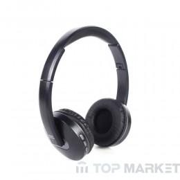Слушалки ROYAL BT-1610 Черен/Сив
