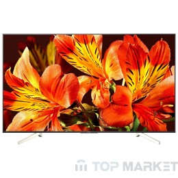 Телевизор SONY KD65XF8596B 4K HDR Edge LED Smart TV BRAVIA Triluminos