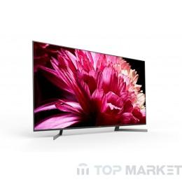 Телевизор SONY KD75XG9505B UHD HDR Android SMART LED