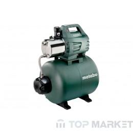 Хидрофор METABO HWW 6000/50 INOX 1300W 6000 l/h