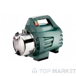 Градинска помпа METABO P 4500 INOX 1300W 4500 l/h