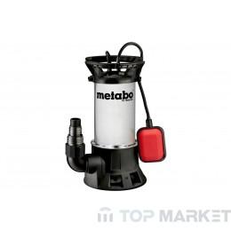 Помпа дренажна METABO PS 18000 SN 1100W 19000l/h