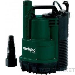 Помпа потопяема за чиста вода METABO TP 7500 SI 300W 7500 l/h 6.5 m