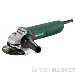 Ъглошлайф METABO W 1100-125 125mm 1100W
