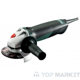 Ъглошлайф METABO WQ 1400 125mm 1400W