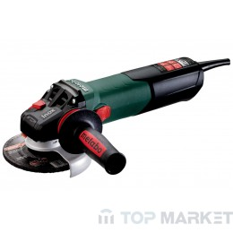 Ъглошлайф METABO WEV 15-125 QUICK 125mm 1550W рег. обороти 600468000