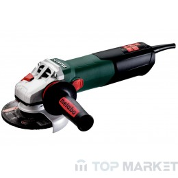 Ъглошлайф METABO WE 17-125 QUICK 125mm 1700W