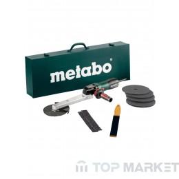 Удължен ъглошлайф METABO KNSE 9-150 SET 150 mm, 950W