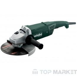 Ъглошлайф METABO WX 2200-230 230mm 2200W