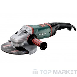 Ъглошлайф METABO WE 26-230 MVT QUICK 230mm 2600W