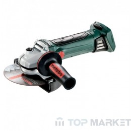 Акумулаторен ъглошлайф METABO W 18 LTX 150 Q SOLO 150mm