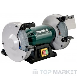 Шмиргел METABO DS 200, 600W, 200mm