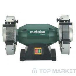 Шмиргел METABO DSD 250 трифазен 900W 250mm