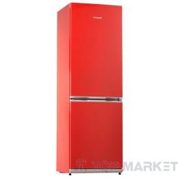 Хладилник с фризер SNAIGE RF 36SM-S1RA21 Red