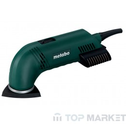 Вибрационен шлайф METABO DSE 300 Intec 300W 93mm