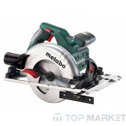 Ръчен циркуляр METABO KS 55 FS 1200W