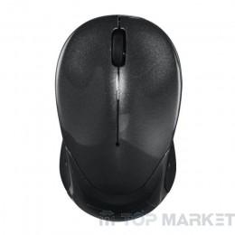 Безжична мини оптична мишка HAMA PESARO 2.4, USB, 1200 DPI,Черна