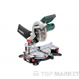 Циркуляр герунг METABO KS 216 M Lasercut 1350W