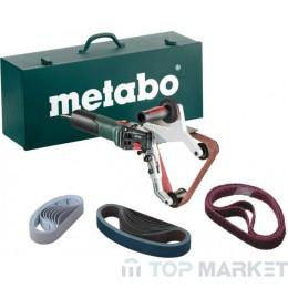 Лентов шлайф за тръби METABO RBE 15-180 Set 1550W 40x760mm
