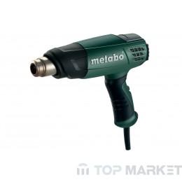 Пистолет за горещ въздух METABO H 20-600 2000W