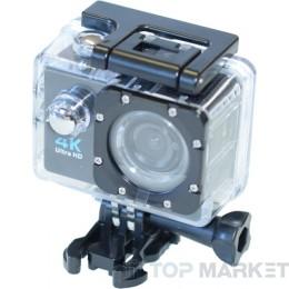 Екшън камера ПАСАТ 4K ULTRA HD