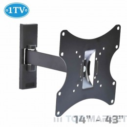 Стойка за LCD WALL MOUNT 1TV-110