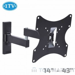 Стойка за LCD WALL MOUNT 1TV-120