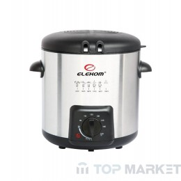 Фритюрник ELEKOM EK-960 S/S