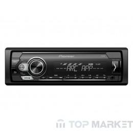 Авто радио PIONEER MVH-S 110 UBW