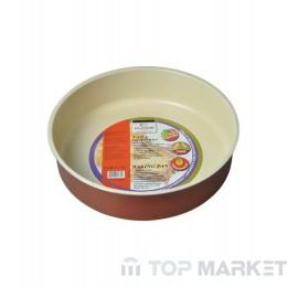 Тава с керамично покритие ELEKOM ЕК-308 CB