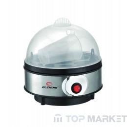 Яйцеварка ELEKOM EK-109 S/S
