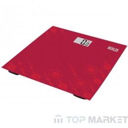 Везна MUHLER MSC-3040 червен