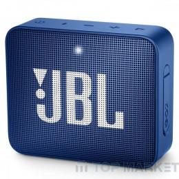 Колонка JBL GO2 BLU