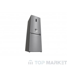 Хладилник-фризер LG GBF71PZDZN