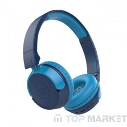 Слушалки MAXELL ML-AH-BT400 BLUE