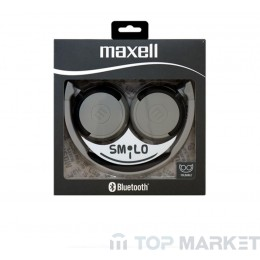 Слушалки MAXELL ML-AH-BT400 BLACK