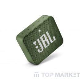 Колонка JBL GO2 GRN