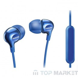 Слушалки PHILIPS SHE 3555 BL