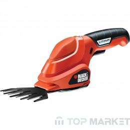Ножица за трева Black & Decker GSL200 акумулаторна