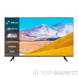 Телевизор LED 43 SAMSUNG UE43TU8072UXXH