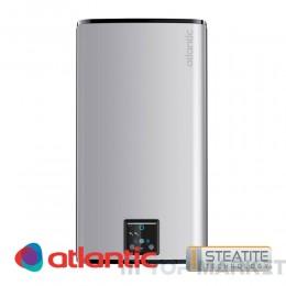 Електрически бойлер ATLANTIC Steatite Silver CUBE 100л Wi-Fi